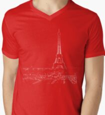 tour eiffel iphone case for paris lover :) Mens V-Neck T-Shirt