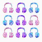«Auriculares coloridos» de MayaTauber