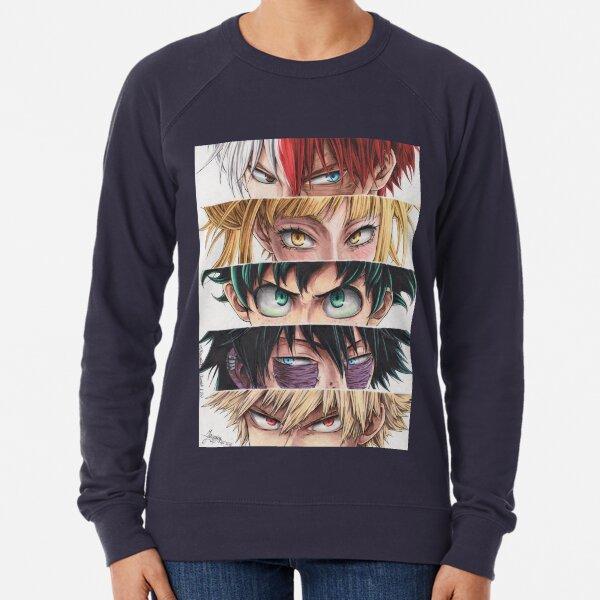 Les yeux des héros Sweatshirt léger