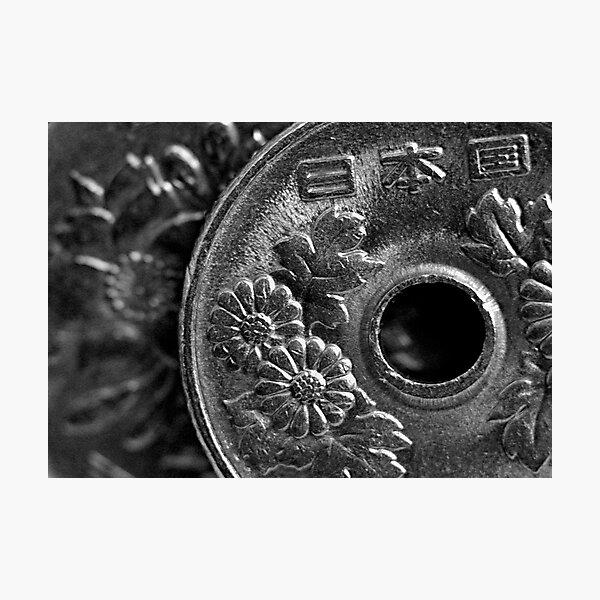 50 Yen Photographic Print