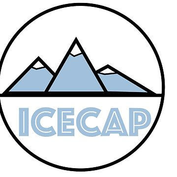IceCap Mountain Design Brand by MotionStreet