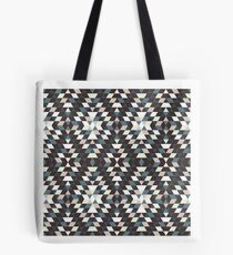Abstract Geometry Vector Graphics Tote Bag