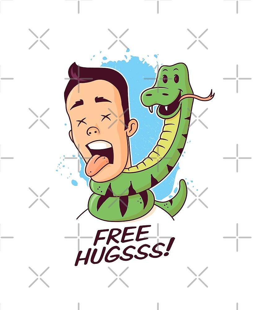 Free Hugs by zoljo