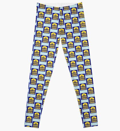 Exterminate the hate! = Rights Leggings