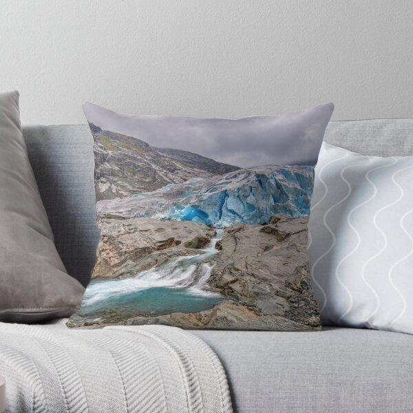 Norwegen - Jostedalsbreen Gletscher Dekokissen