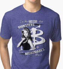BUFFY: NIGHTMARES Tri-blend T-Shirt
