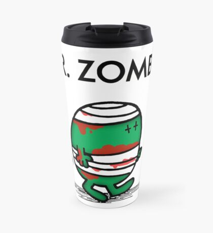MR. ZOMBIE Travel Mug
