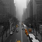 42nd Street New York by AmandaJanePhoto