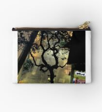 Lonely Tree at Night Studio Pouch