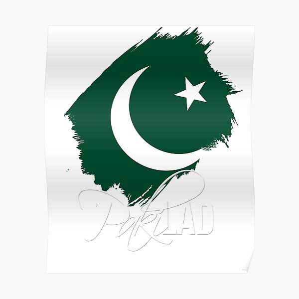 Paki Lad - For Proud Pakistanis Poster