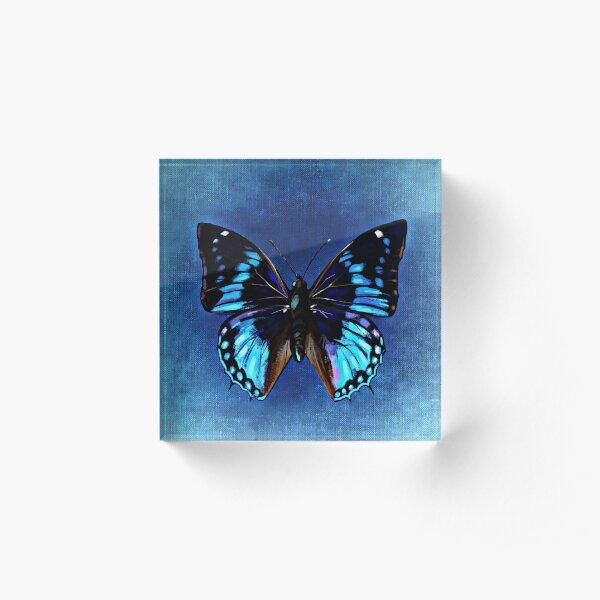 Butterfly Acrylic Block