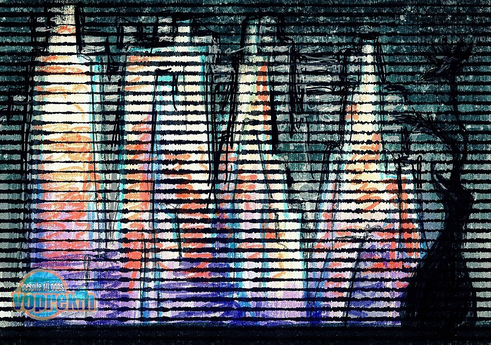 City window by Linandara