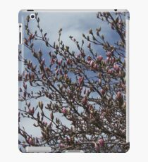 Magnolia Spray iPad Case/Skin