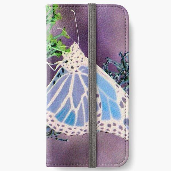 Funky Butterfly iPhone Wallet