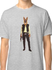 Han Solo Star Wars Dog Classic T-Shirt