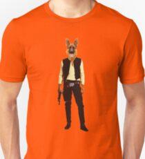 Han Solo Star Wars Dog Unisex T-Shirt