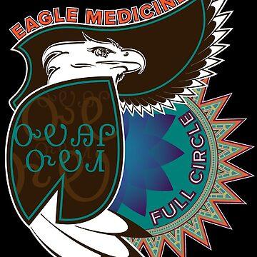 Eagle Medicine Full Circle 01 by DaleCody