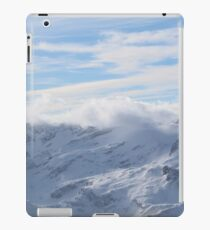 Mountain Picture In The Alphs iPad Case/Skin