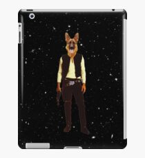 Han Solo Star Wars Dog iPad Case/Skin