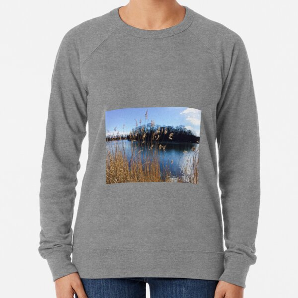 Lake at Christiania Lightweight Sweatshirt