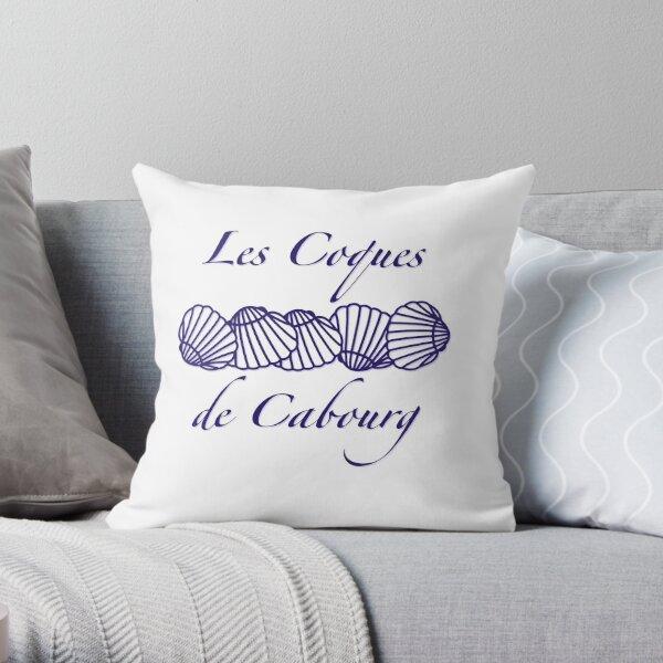 Les Coques de Cabourg Coussin