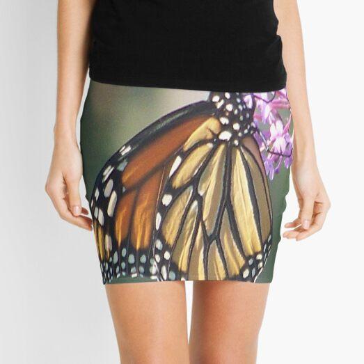 Holding On Mini Skirt