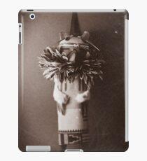 Hawk Doll iPad Case/Skin