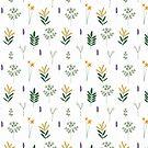 Wild herbs by Jana Otto