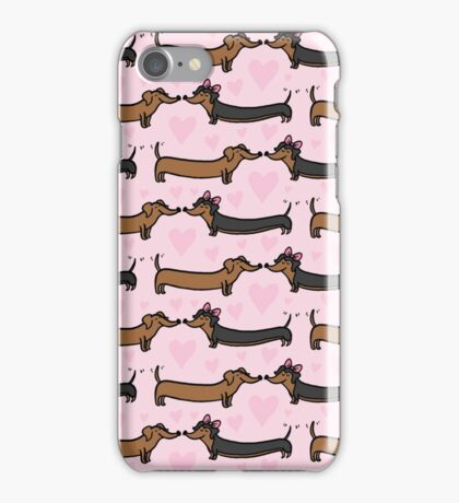 Doxie Love iPhone Case/Skin