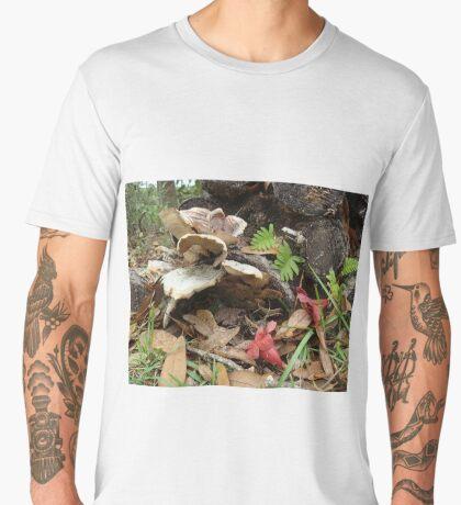 After the rain - life repeats Men's Premium T-Shirt