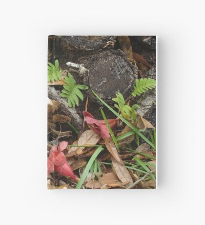 After the rain - life repeats Hardcover Journal