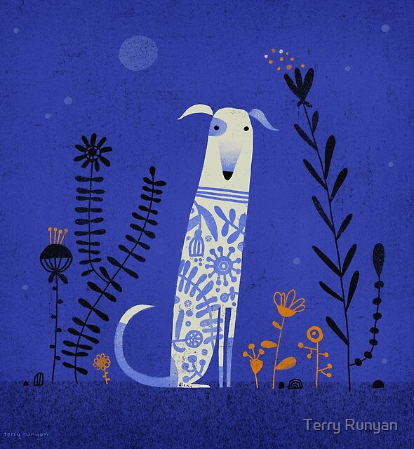 NIGHT HOUND 2 by Terry Runyan