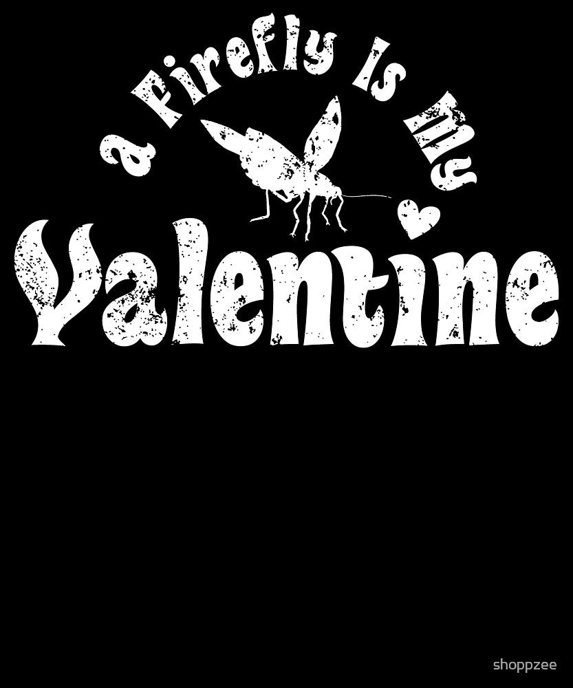 My Anti Valentine Firefly Zoology Zoologist by shoppzee