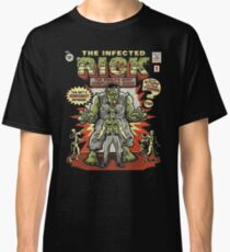 The Infected Rick Classic T-Shirt