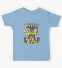 The Incredible Mitch Kids Tee