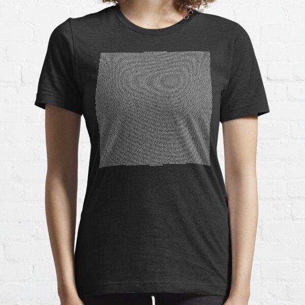 Shrek / Entire Movie Script Essential T-Shirt