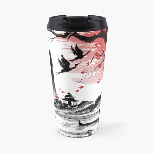 Japan dream Travel Mug