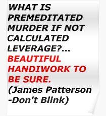 Premeditated/Beautiful-Murder Poster