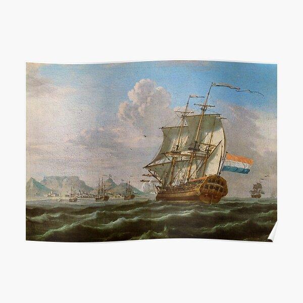 Dutch East India Company  Poster