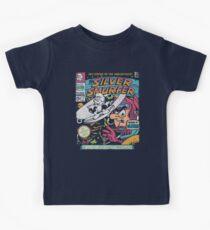 Silver Smurfer Kids Tee