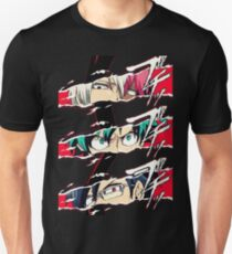My Hero Acadamia Izuku Shoto heroes Unisex T-Shirt
