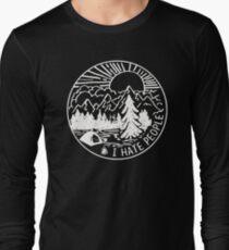 I-hate-People Long Sleeve T-Shirt