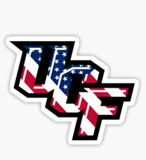 UCF - USA Sticker