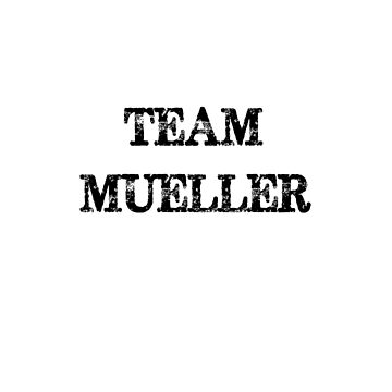Team Mueller Shirt Vintage Retro Style by Greenguy79