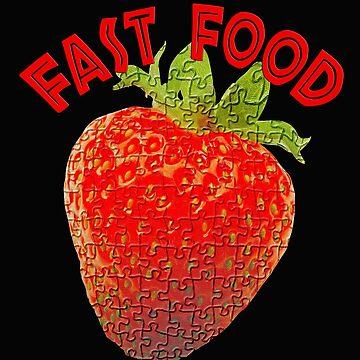 Vegan.FAST FOOD. by vonAchberg