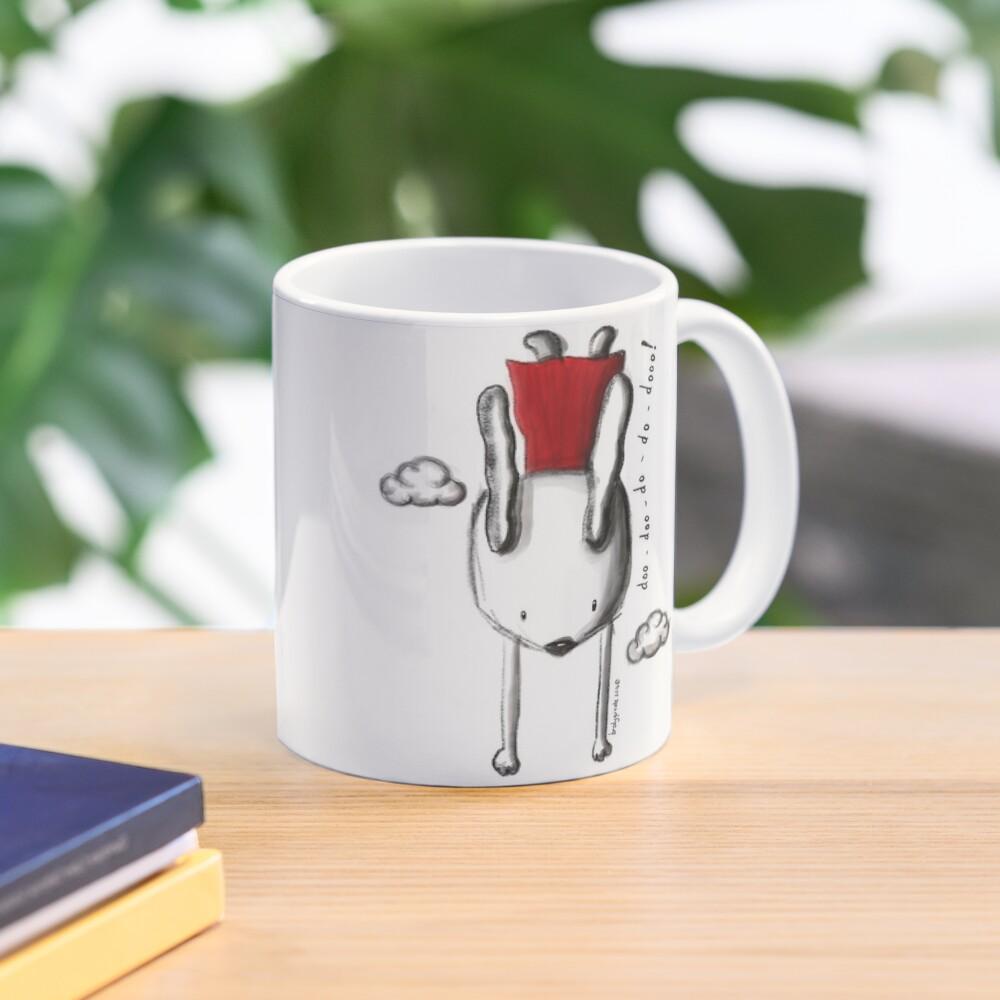 Every Bunny Can Be A Hero! Mug