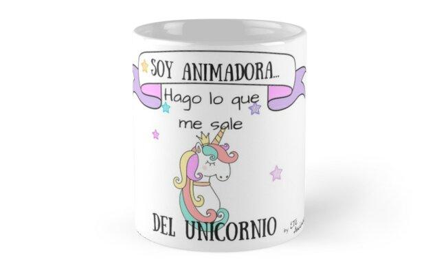 «Taza para Animadoras Seguras de Si mismas» de Rosa Manjón