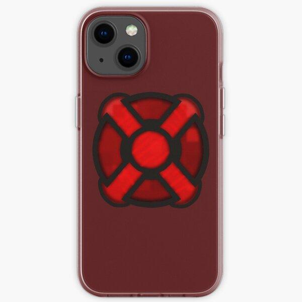 Admin Romeo/Romeoburg Insigna iPhone Soft Case