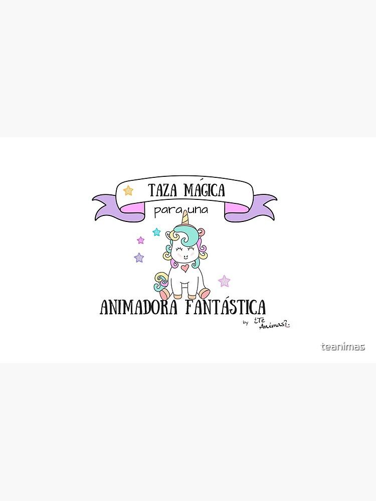 Taza para Animadoras Fantásticas de teanimas