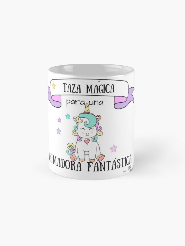 Vista alternativa de Taza Taza para Animadoras Fantásticas